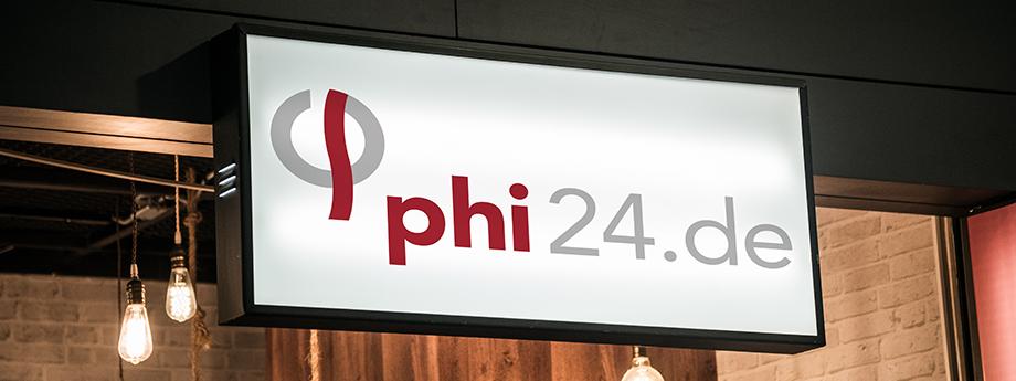 Logo phi24.de