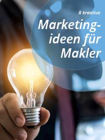 Grafik Marketingideen für Makler