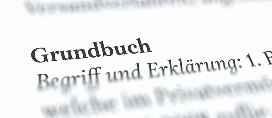 Grundbuch
